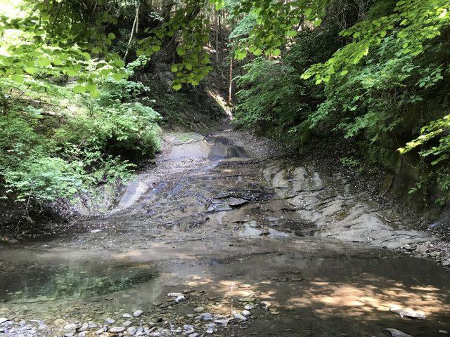 養老渓谷のハイキングコース