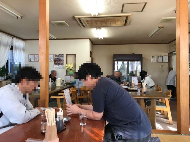 ふるさとの勝浦タンタンメン