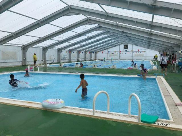B&G海洋センターのプール