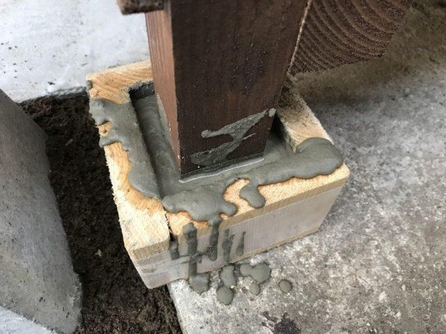 簡易倉庫の作り方