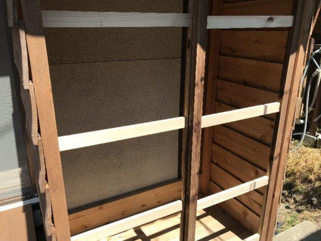 引き戸の作り方