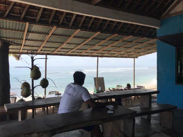 バリ島のサーフィン、ニッコーポイント