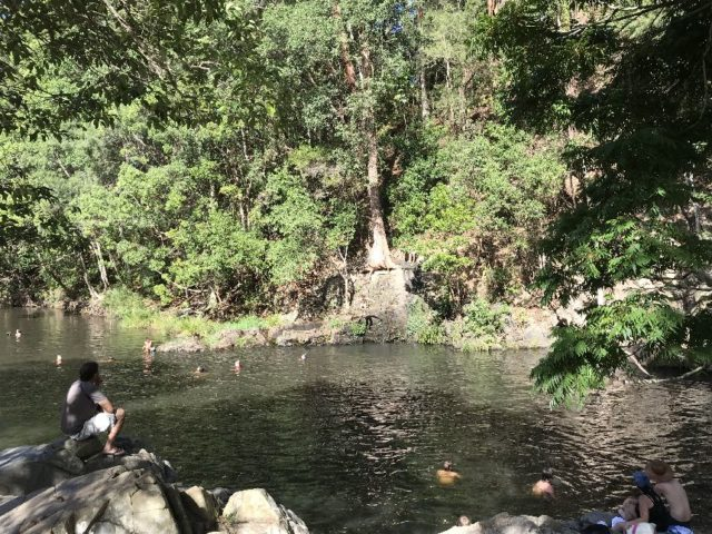 Currumbin Valley Rock Pool