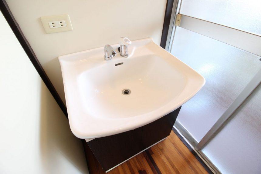 DIY洗面リフォーム