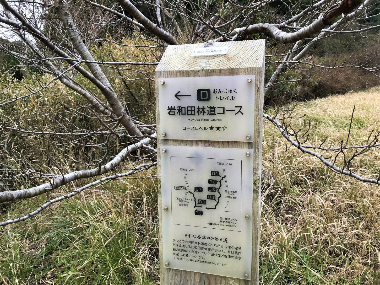岩和田林道